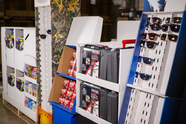effective store display for your products | ashtonne packaging in ashland, ohio